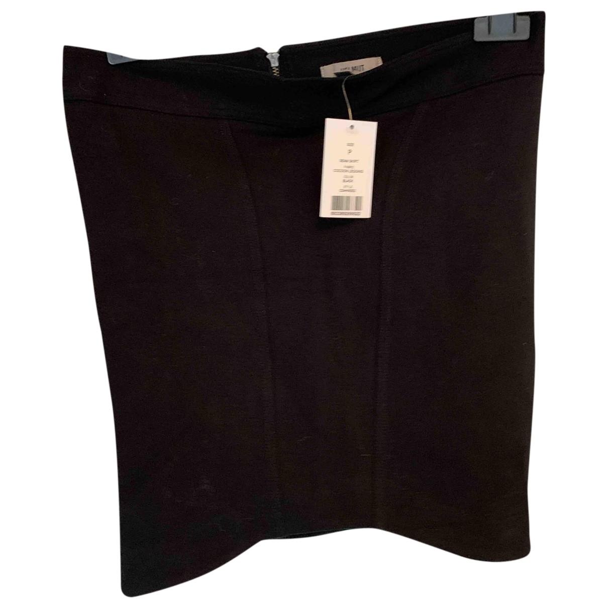 A.l.c \N Black Cotton skirt for Women S International
