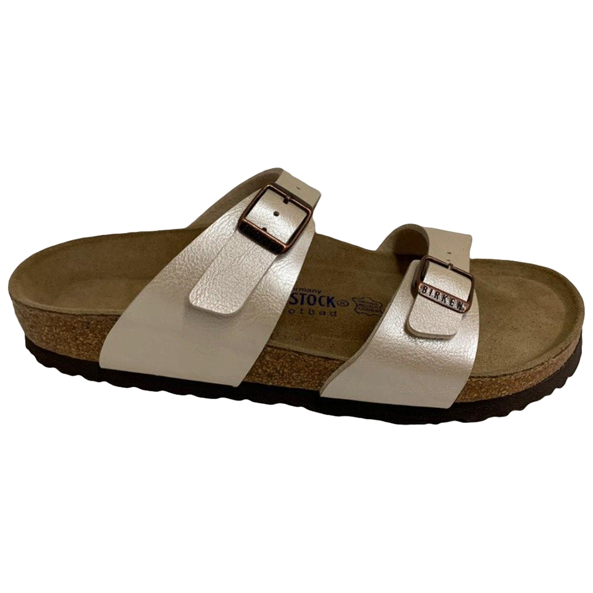 Birkenstock \N Leather Sandals for Women 40 EU