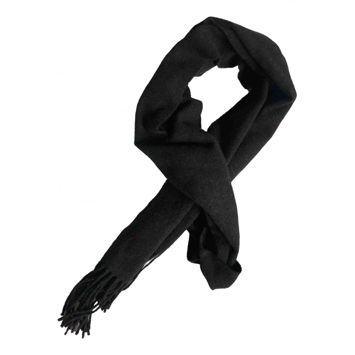 Acne Studios \N Grey Wool scarf for Women \N