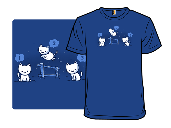 Counting Cats T Shirt