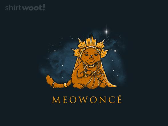 Meowoncé T Shirt