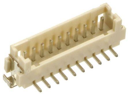 HARWIN , M30, 3 Way, 1 Row, Straight PCB Header (10)