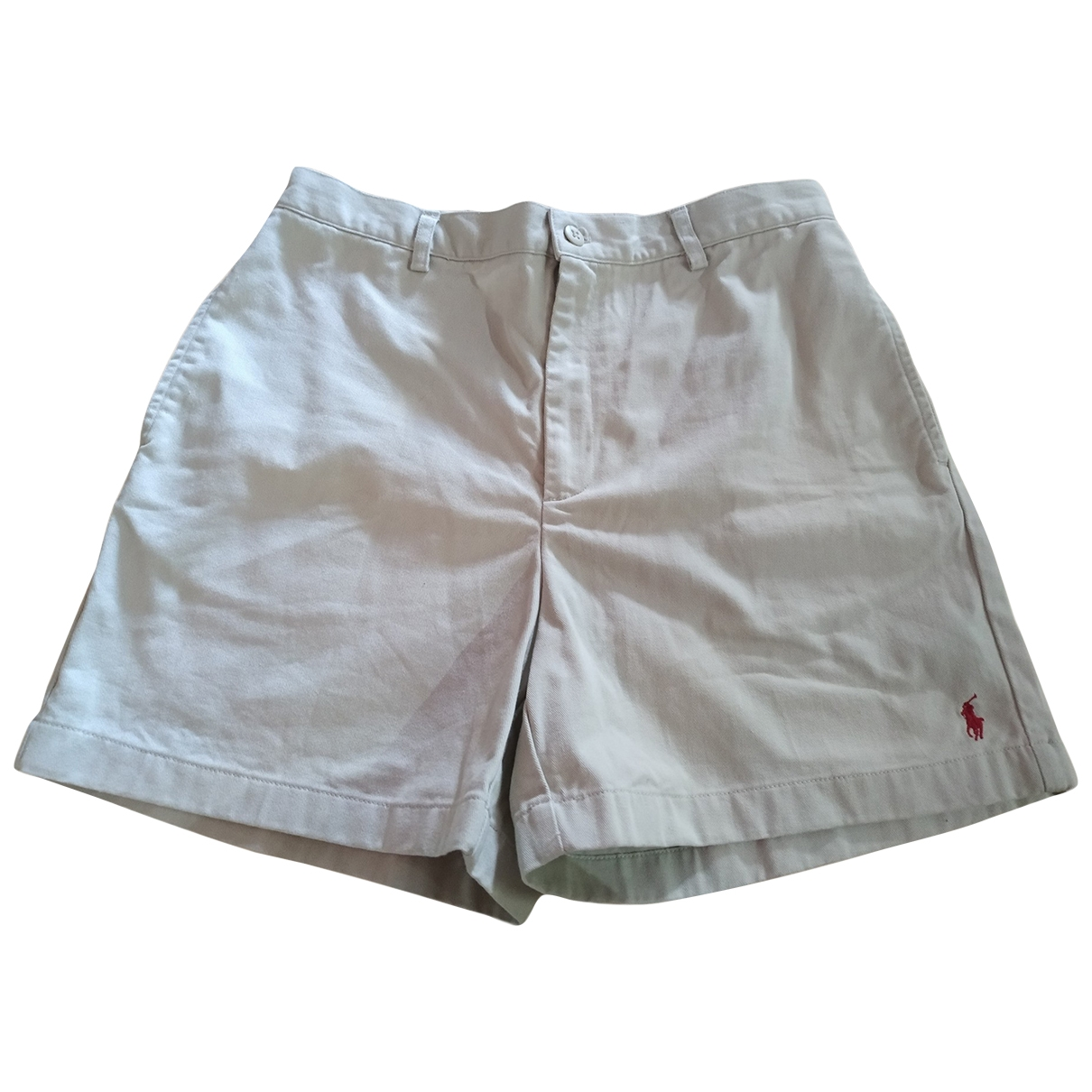 Ralph Lauren \N Grey Cotton Shorts for Women 8 UK