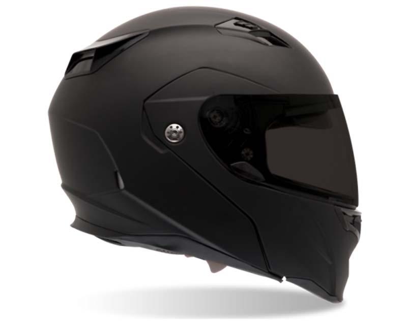 Bell Racing 2033304 Revolver Evo Matte Black Helmet 54-55   XS