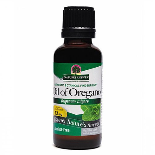 Oil Of Oregano Leaf 1 Oz by Nature's Answer