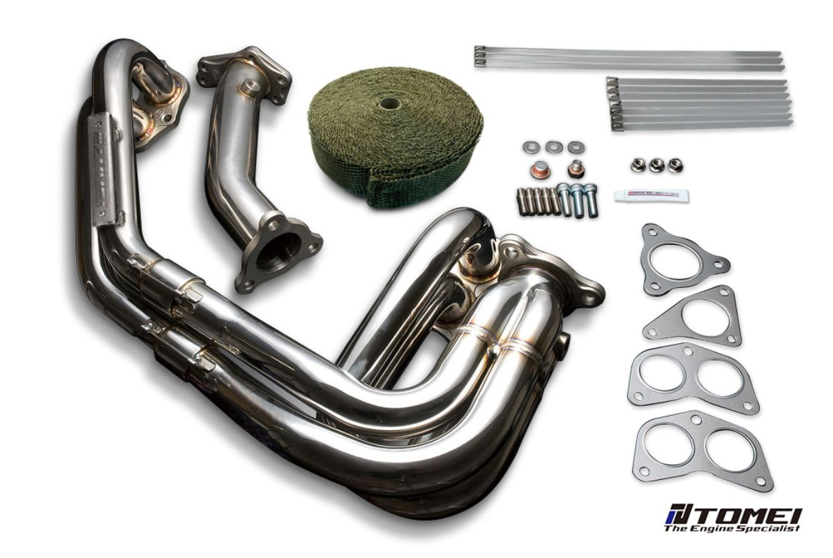 Tomei TB6010-SB02A Expreme Un-Equal Length Exhaust Manifold Subaru WRX STI EJ20 EJ25 15-16