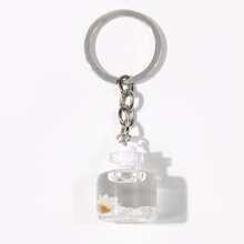 Bottle Charm Keychain