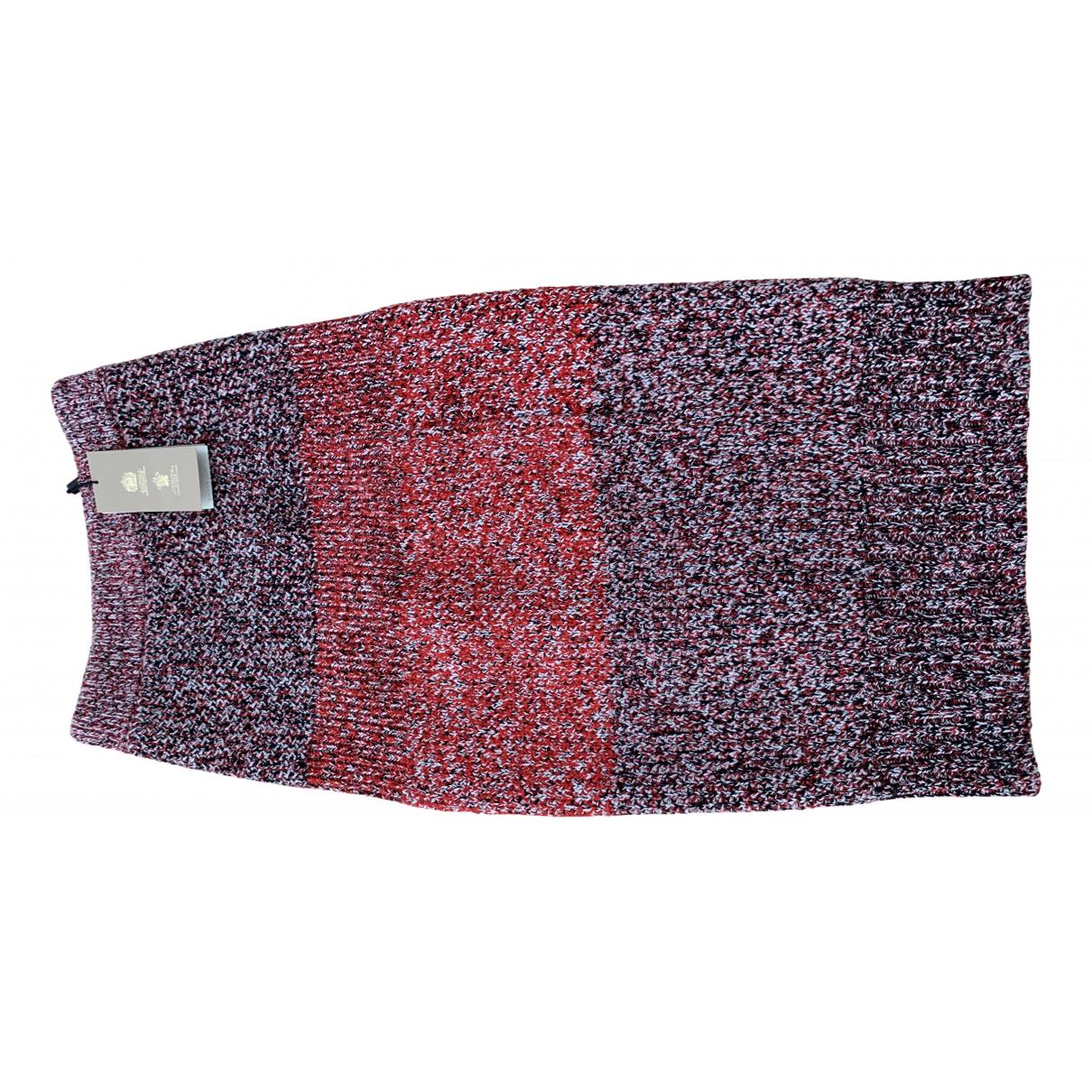 Burberry \N Multicolour Cashmere skirt for Women XS International