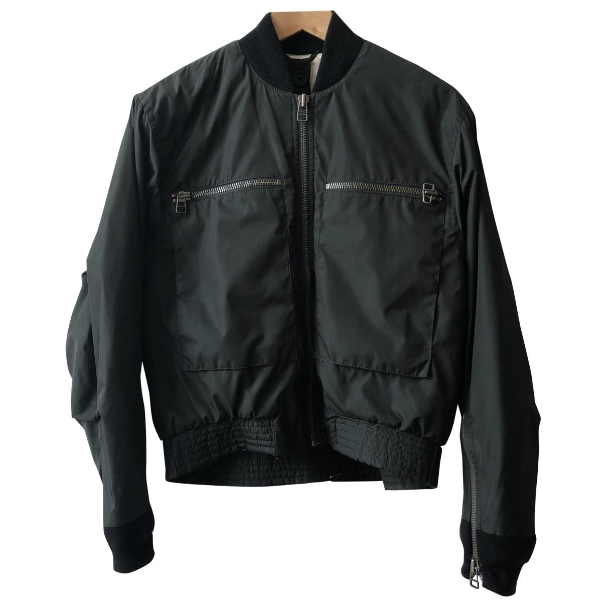 H&m Studio \N Green jacket for Women 36 FR