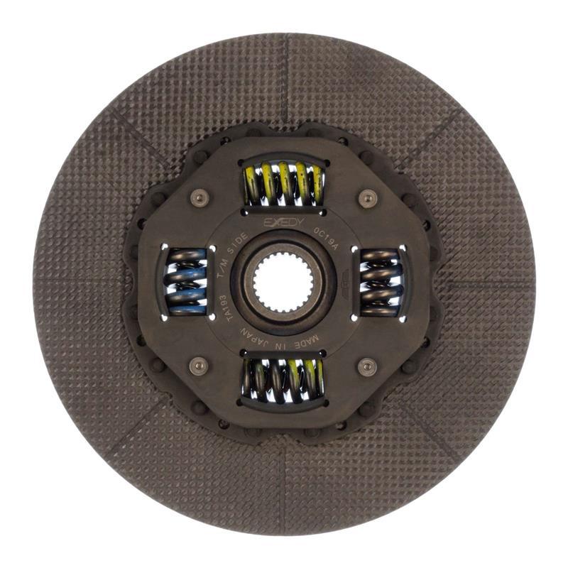 EXEDY Racing Clutch Hyper Single Carbon Disc Assembly Honda S2000 2004-2009 2.2L 4-Cyl