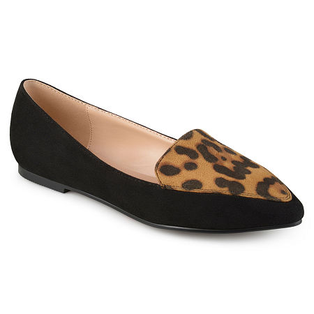 Journee Collection Womens Kinley Loafers, 8 1/2 Medium, Multiple Colors