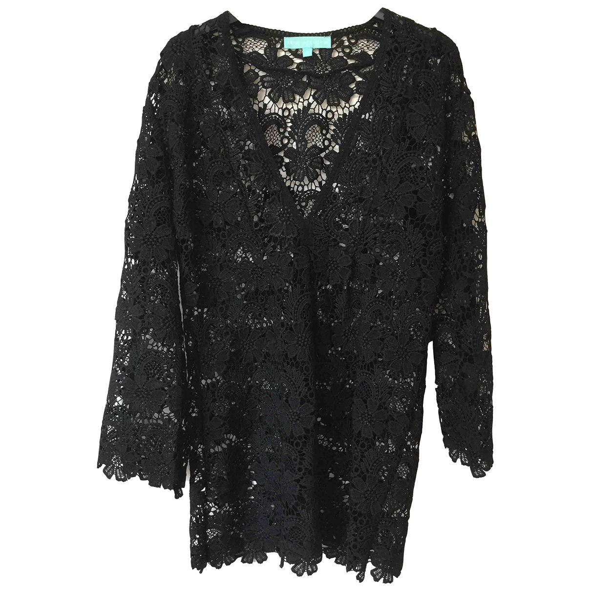 Melissa Odabash \N Black Cotton dress for Women S International