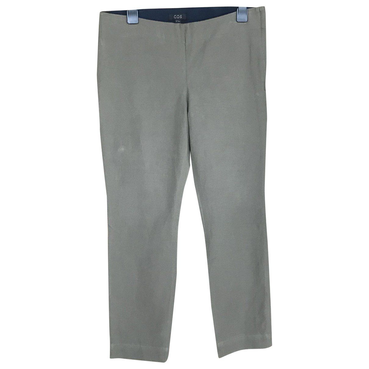 Cos \N Cotton Trousers for Women L International