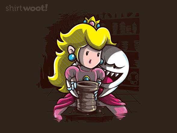 Ghost T Shirt