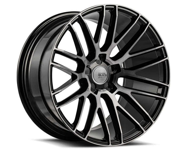 Savini BM13-20110545D1879 di Forza Gloss Black with Double Dark Tint BM13 Wheel 20x11 5x114.3 18mm