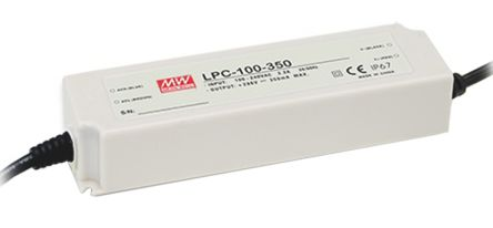 Mean Well Constant Current LED Driver 100.1W 72 → 143V