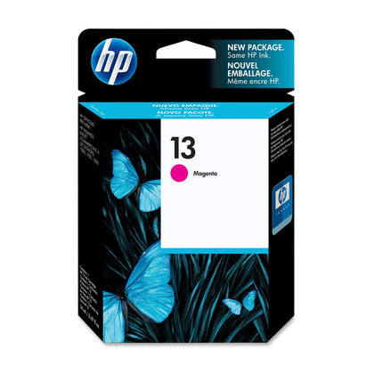 HP 13 C4816A cartouche d'encre originale magenta