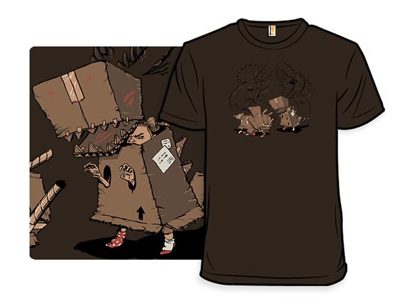 Boxing Match T Shirt