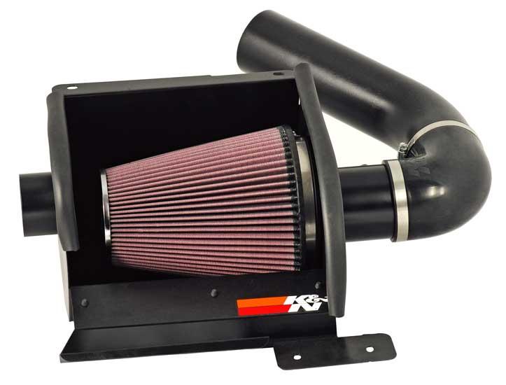 K&N 77-2570KTK Performance Air Intake System Ford