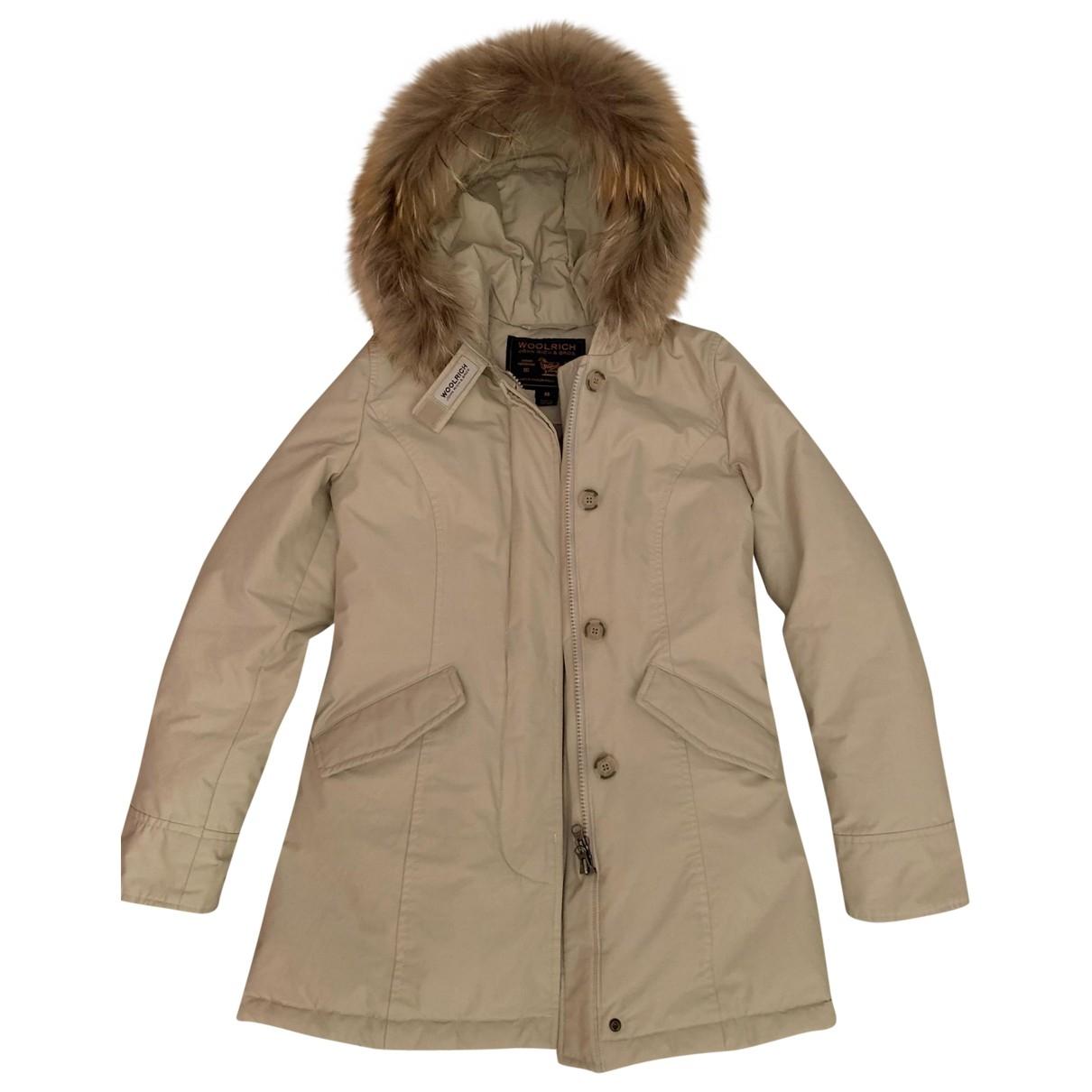 Woolrich \N White jacket for Women XS International