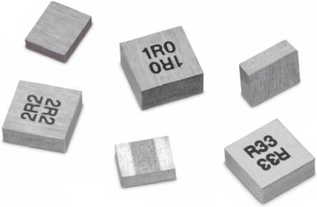 Wurth Elektronik Wurth, WE-MAPI, 3015 Wire-wound SMD Inductor with a Composite Iron Powder Core, 1 μH ±20% Moulded 2.7A Idc