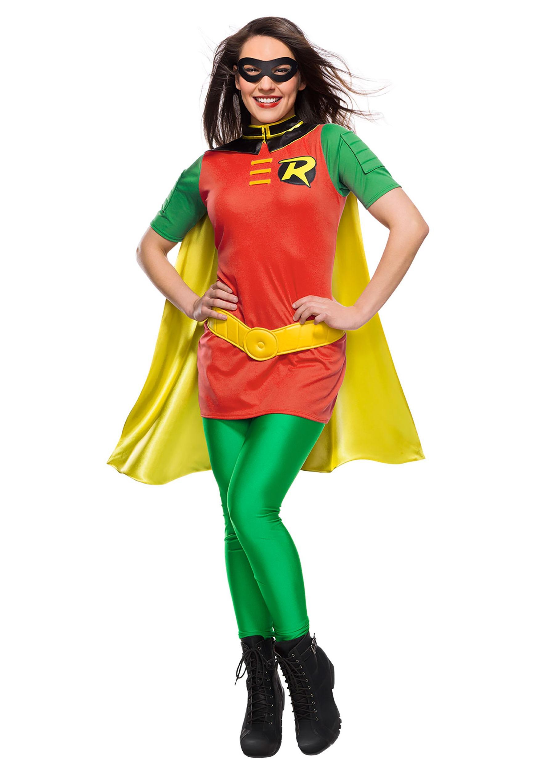 DC Women's Robin Costume