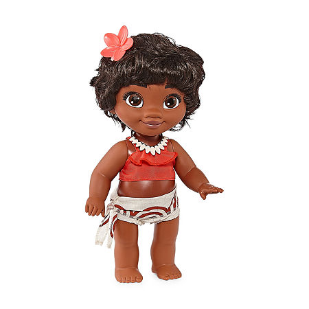 Disney Collection Moana Toddler Doll, One Size , No Color Family