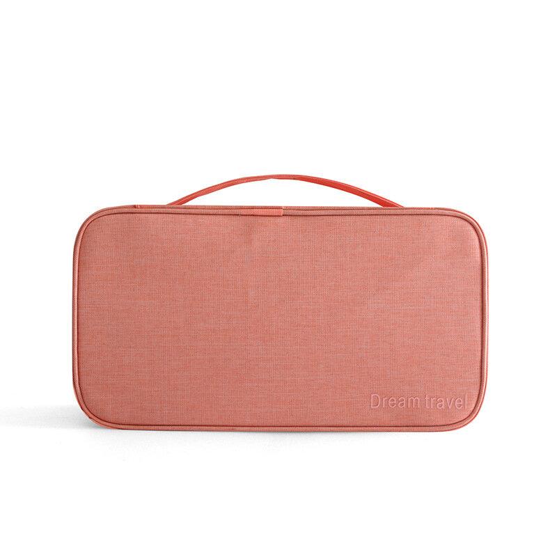 Cation Large-capacity Multifunctional Portable Travel Bra Underwear Sorting Bag