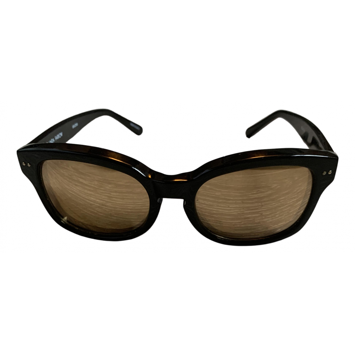 Linda Farrow \N Black Sunglasses for Women \N