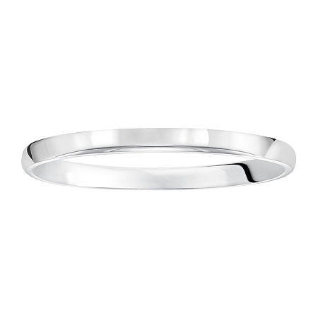 2MM 14K Gold Wedding Band, 14 1/2 , No Color Family