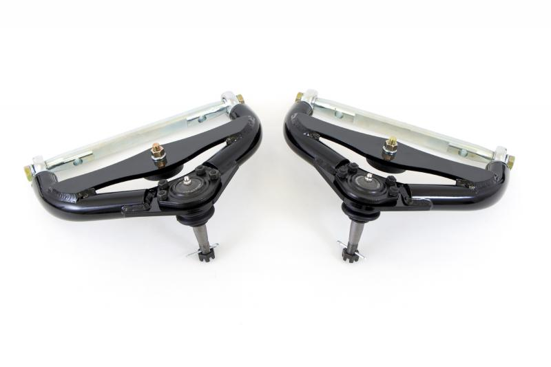 UMI Performance 3056-B 1978-1988 G-Body, S10 Tubular Front Upper A-Arms, Adjustable, No Ball Joint