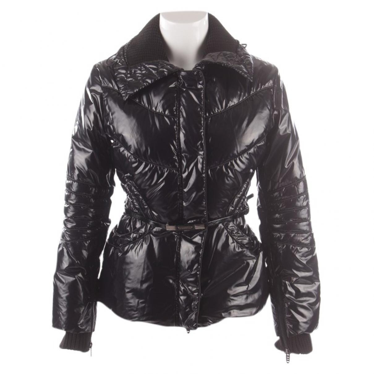 Ermanno Scervino \N Black jacket for Women 36 FR
