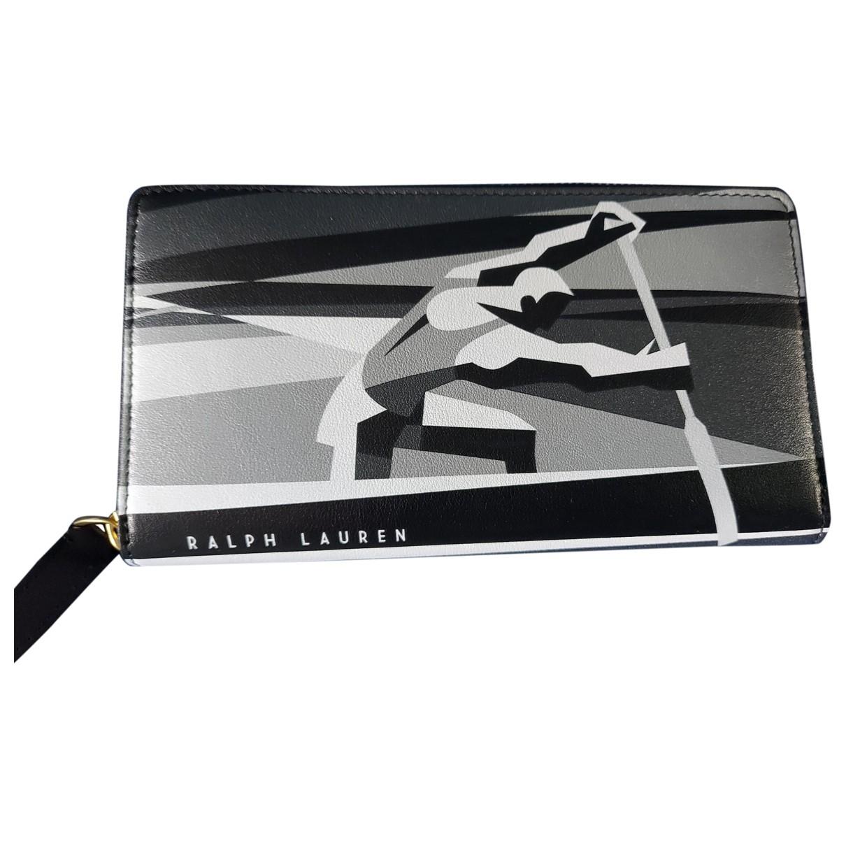 Ralph Lauren \N Multicolour Leather wallet for Women \N