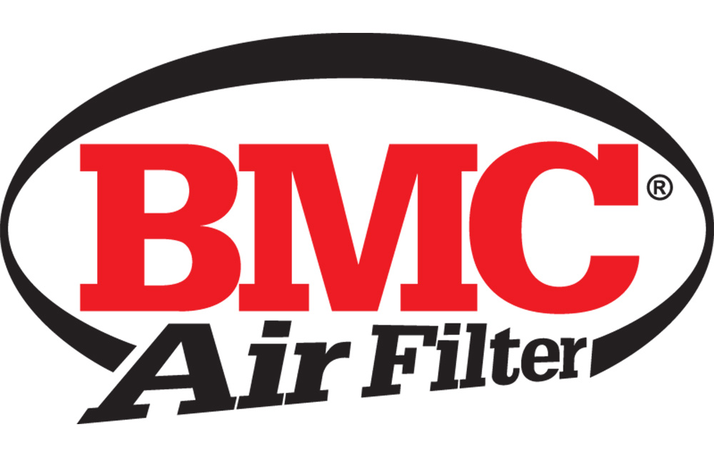 BMC Twin Air Universal Conical Filter w/Metal Top - 50mm ID / 150mm H