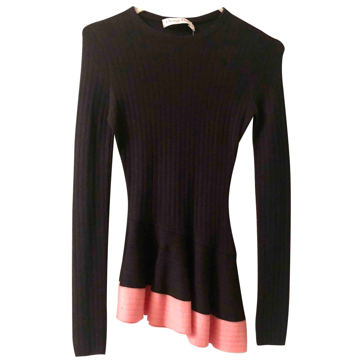 Dior \N Navy Cashmere  top for Women 40 IT