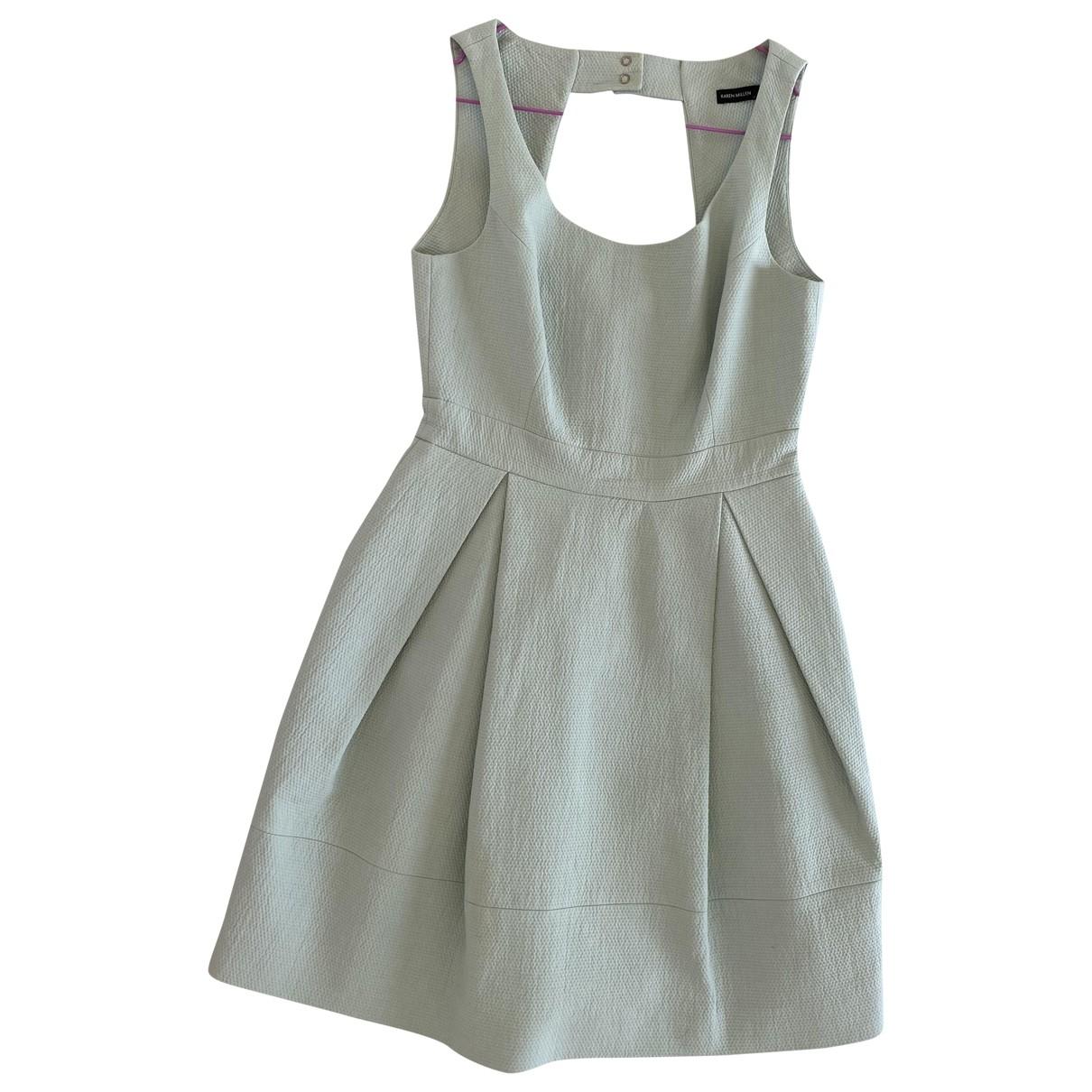 Karen Millen \N Green dress for Women 36 FR