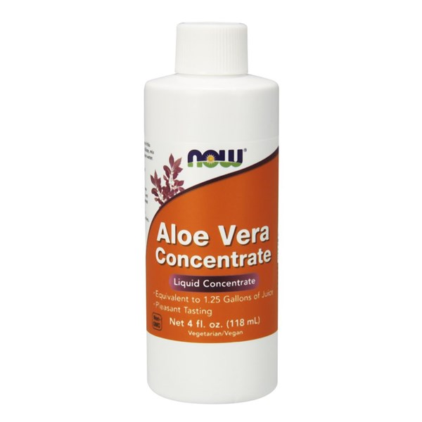 Aloe Vera 4 OZ by Now Foods