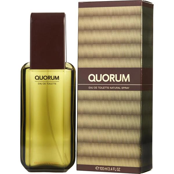 Antonio Puig - Quorum : Eau de Toilette Spray 3.4 Oz / 100 ml