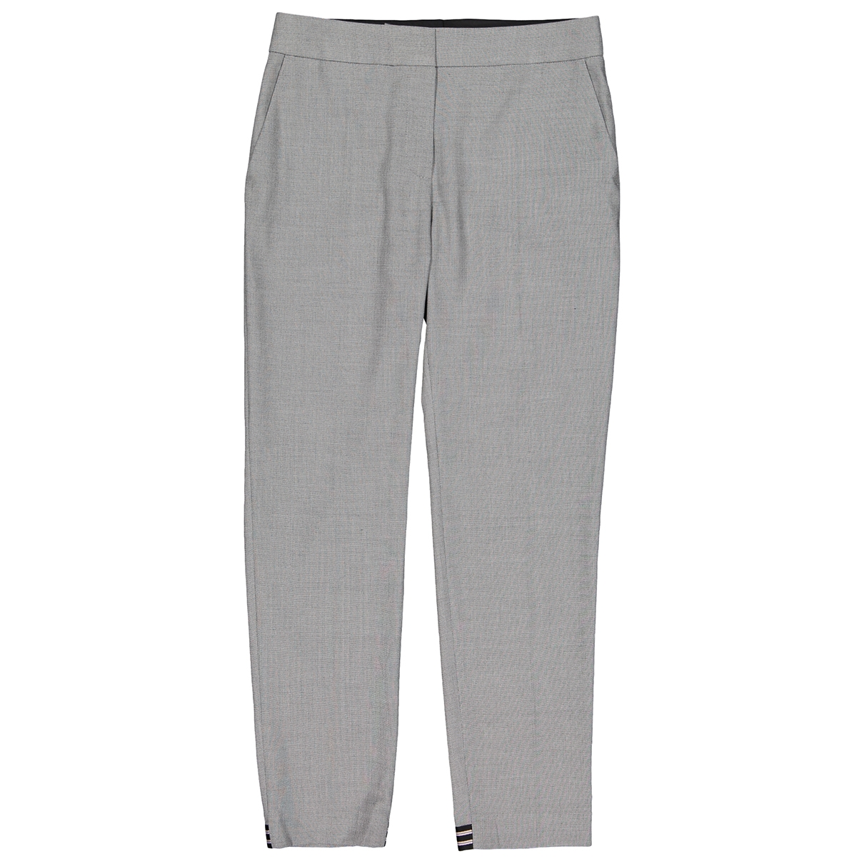 Claudie Pierlot \N Grey Trousers for Women 36 FR