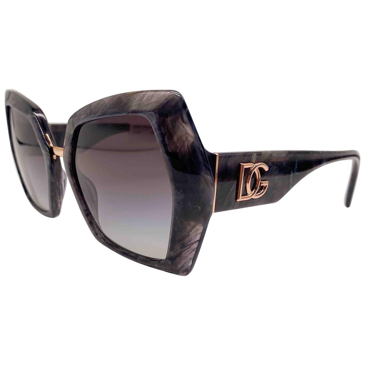 Dolce & Gabbana \N Grey Sunglasses for Women \N
