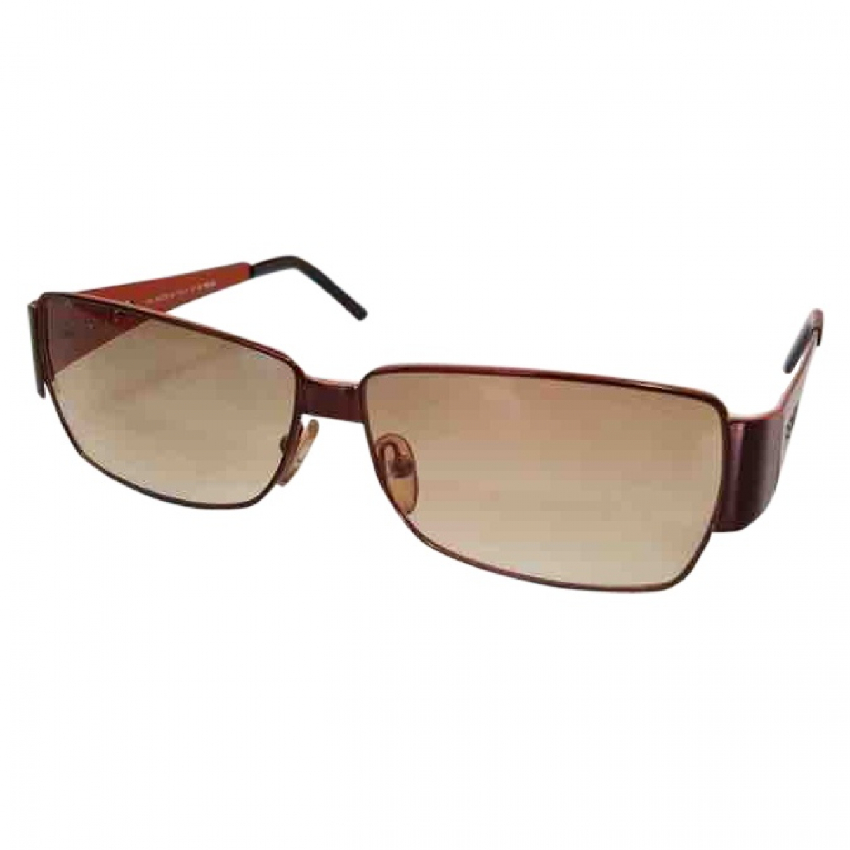 Fendi \N Camel Sunglasses for Women \N