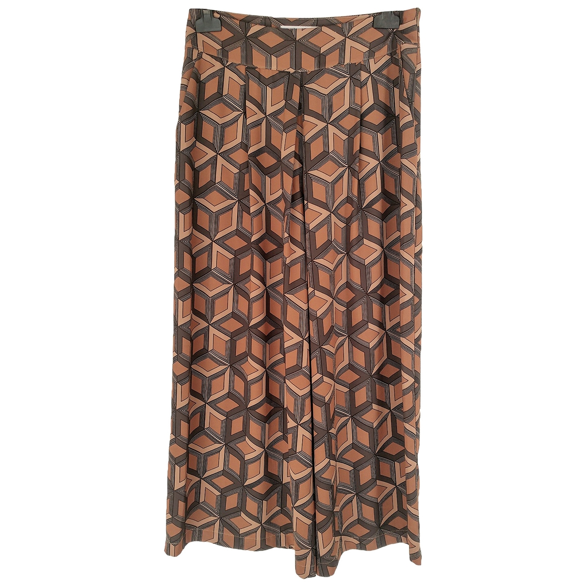 Non Signé / Unsigned \N Multicolour Trousers for Women S International