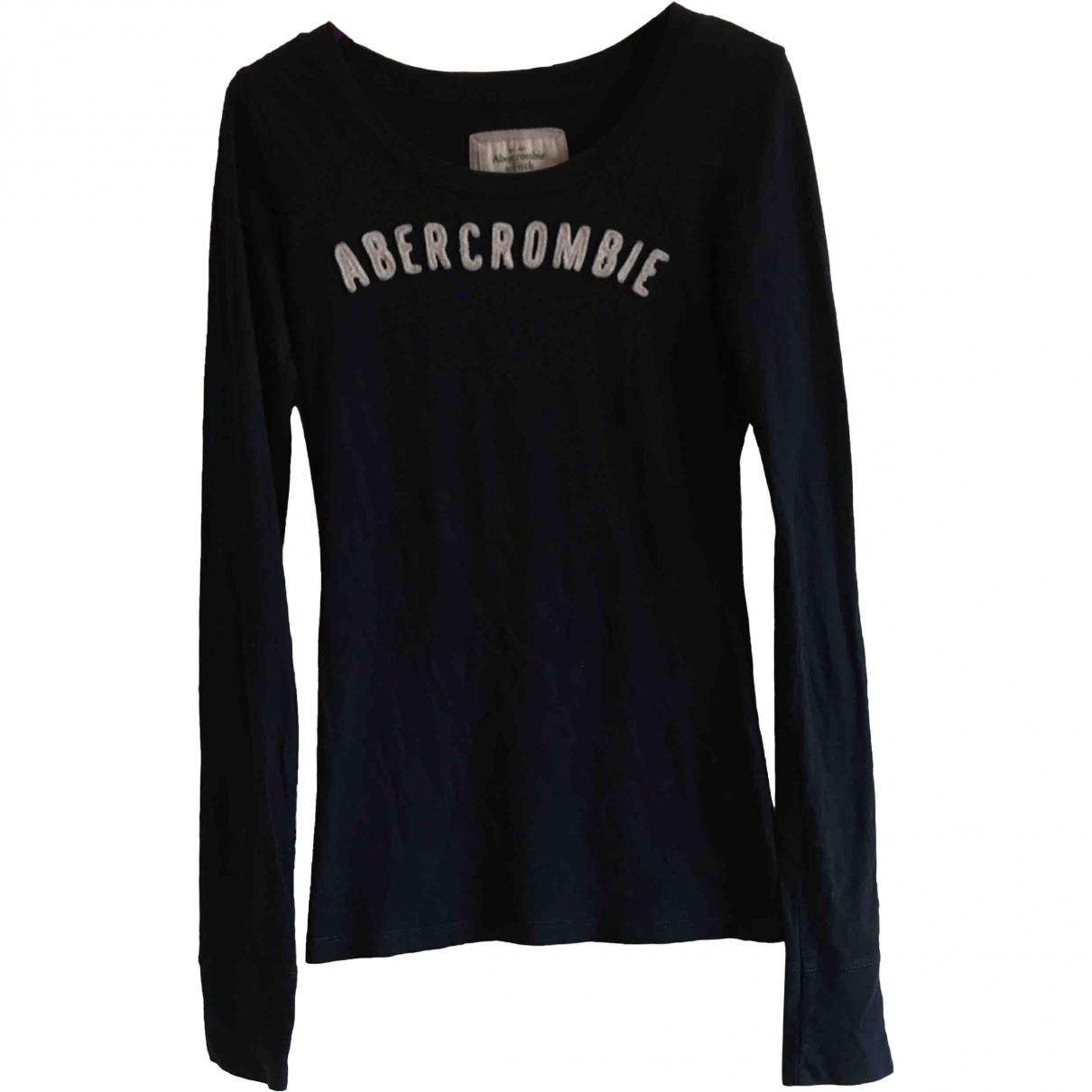 Abercrombie & Fitch \N Navy Cotton  top for Women XS International