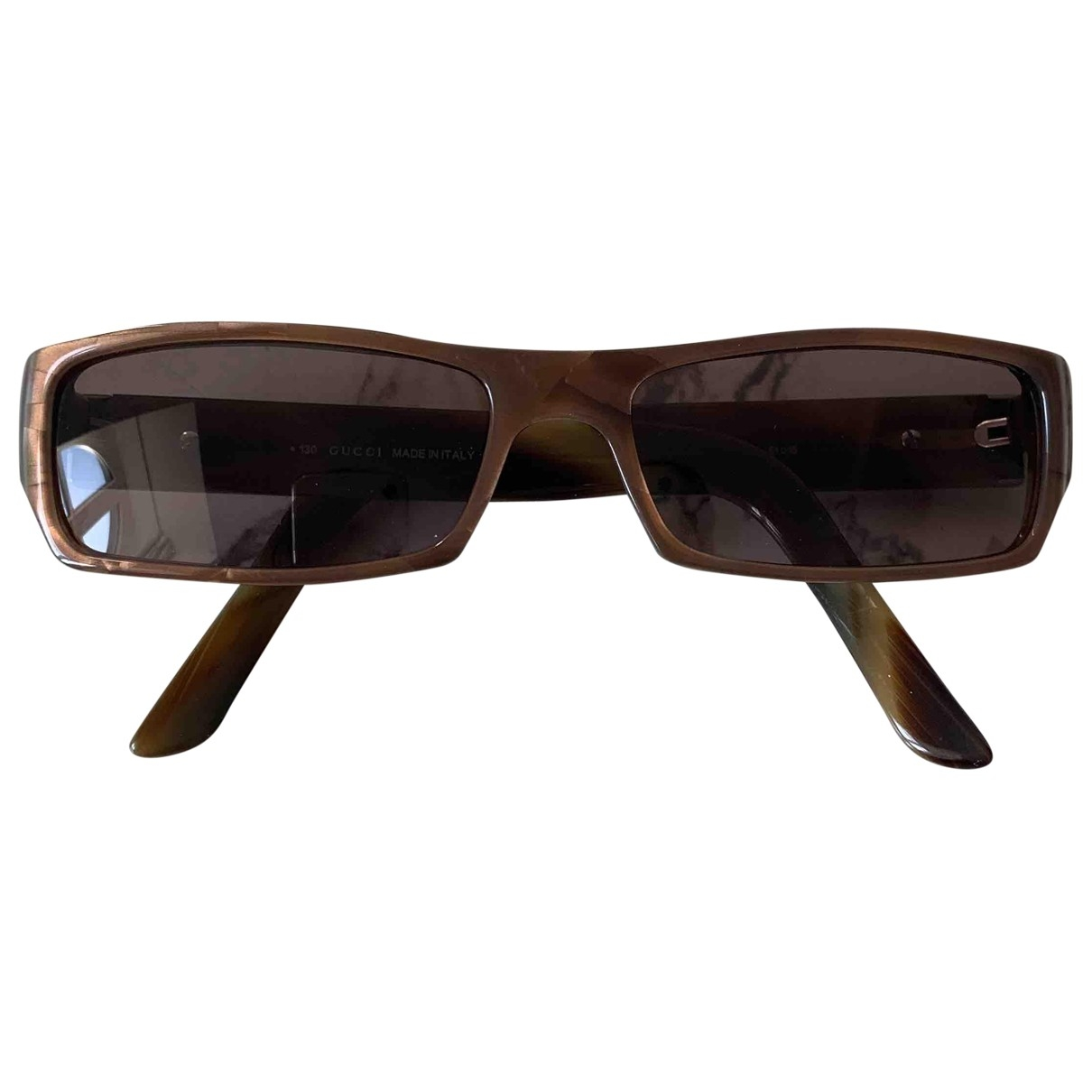 Gucci \N Camel Sunglasses for Women \N