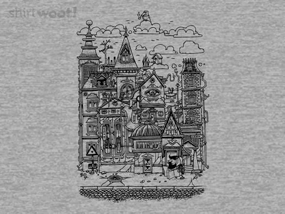 A Busy Street T Shirt