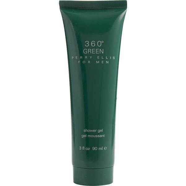 Perry Ellis - 360 Green : Shower Gel 6.8 Oz / 90 ml
