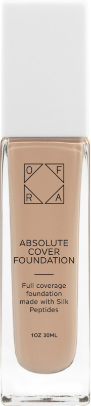 Absolute Cover Foundation - 3 (a medium shade w/ a cool undertone)