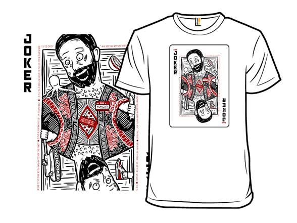 Dad Joker T Shirt