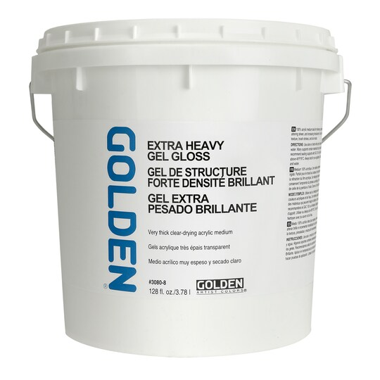 Golden® Extra Heavy Gel Gloss in Clear | 128 oz | Michaels®