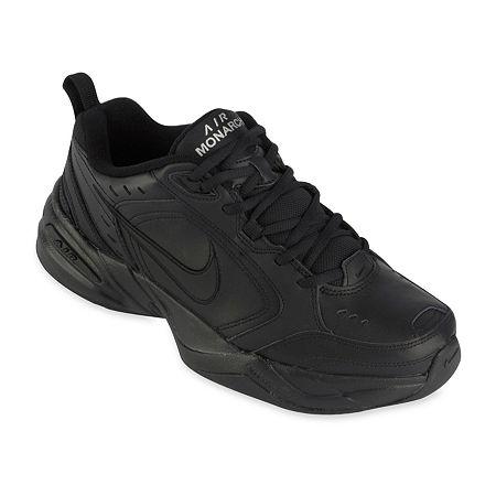 Nike Air Monarch IV Mens Training Shoes, 11 Medium, Black